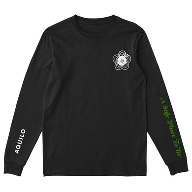 Aquilo A Safe Place To Be Longsleeve (Black)