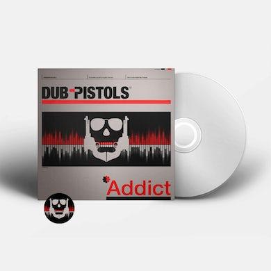 Dub Pistols Addict (Signed) CD