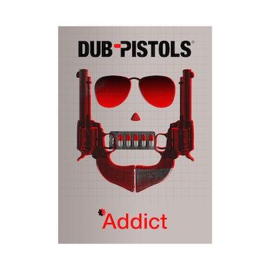 Dub Pistols Signed A3 Print