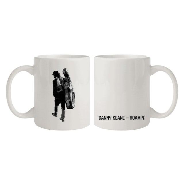 Danny Keane Roamin' - Mug (Monochrome)