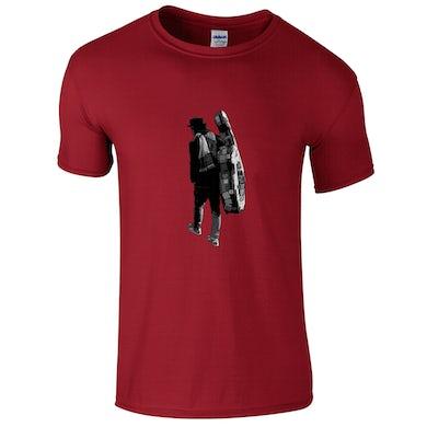 Roamin' - (Red) T-Shirt