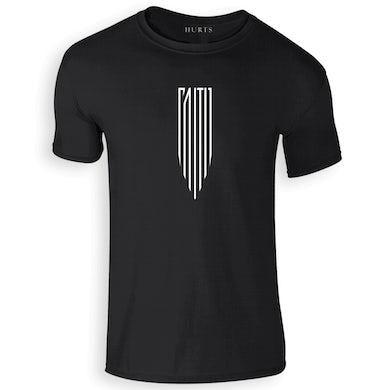 Hurts Faith Logo T-Shirt
