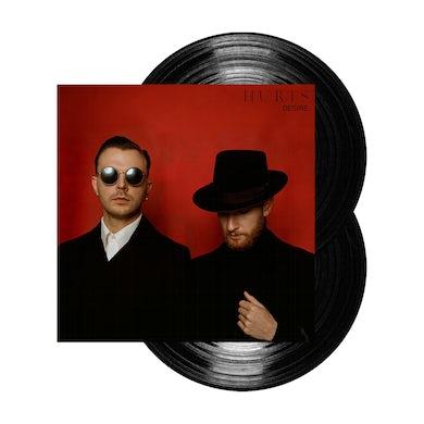Desire Double LP (Vinyl)