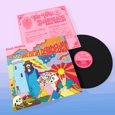 The Fifth Dandelion LP (Vinyl)