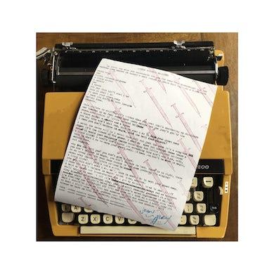 John Murry A4 Lyric Sheet (Signed + Numbered)
