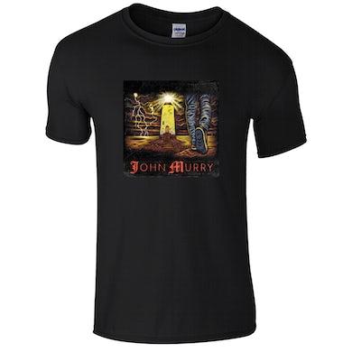 John Murry Black T-Shirt