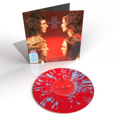 Old New Borrowed And Blue Splatter LP (Vinyl)