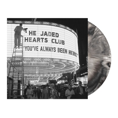 The Jaded Hearts Club You've Always Been Here Marbled Black & White LP (Vinyl)