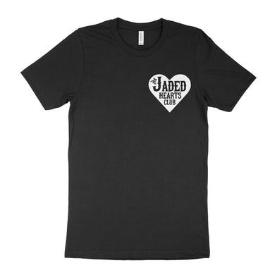 The Jaded Hearts Club Black Small Logo T-Shirt