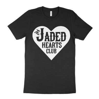The Jaded Hearts Club Black Large Logo T-Shirt