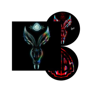 Mr. Bungle The Night They Came Home CD + Blu-Ray CD/Blu-ray
