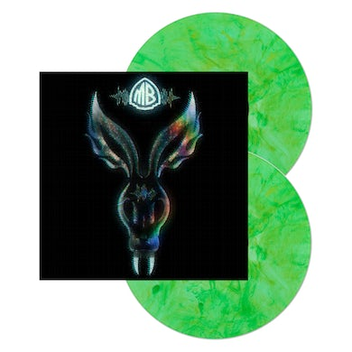 The Night They Came Home 2LP Webstore Exclusive Green Swirl Vinyl Double LP