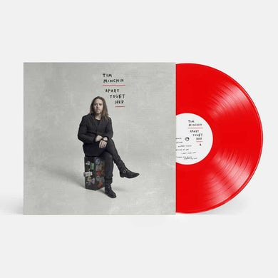 Tim Minchin Apart Together Red Vinyl