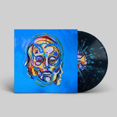 Lonely The Brave The Hope List (Vinyl Black With Blue Splatter) Vinyl