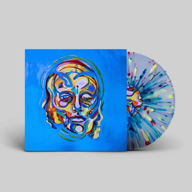 Lonely The Brave The Hope List (Limited Vinyl - Transparent Blue Splatter)  Vinyl
