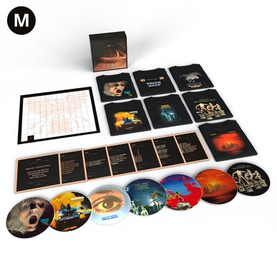 Uriah Heep Every Day Rocks - Medium Boxset