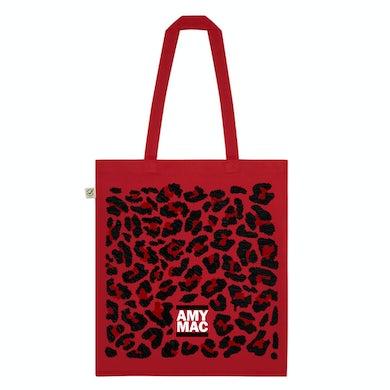 Amy Macdonald Amy Mac Leopard Tote Bag