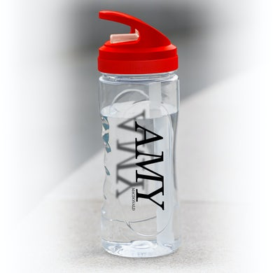 Amy MacDonald Reusable Water Bottle