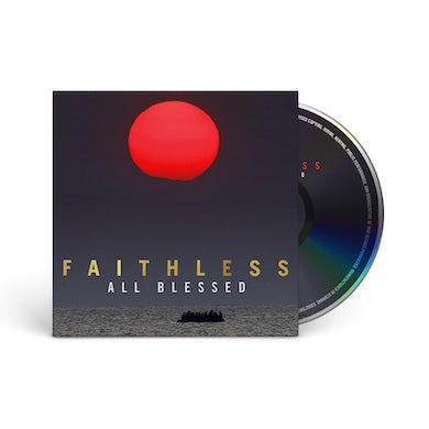 Faithless All Blessed CD