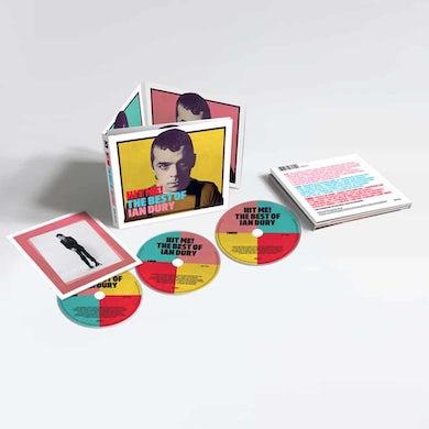 Ian Dury Hit Me! The Best Of CD