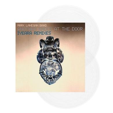 Mark Lanegan Another Knock At The Door (Iyeara Remixes) Transparent Double Heavyweight LP (Vinyl)