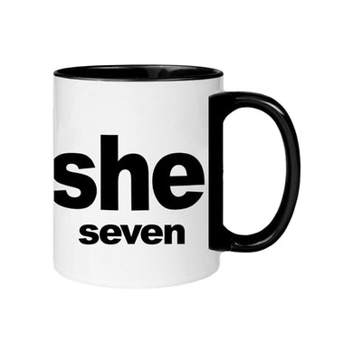 Shed Seven Mug