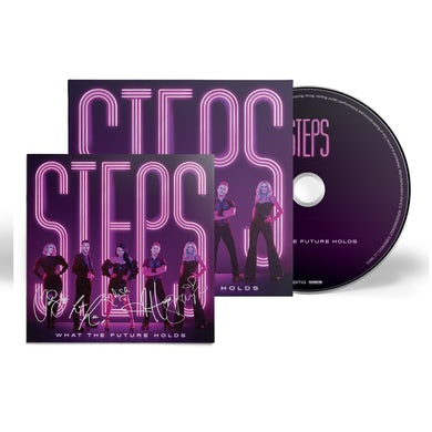 Steps What The Future Holds CD Album CD