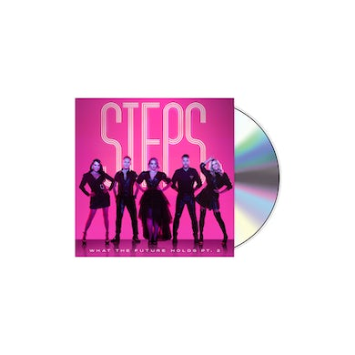 Steps What The Future Holds Pt. 2 CD