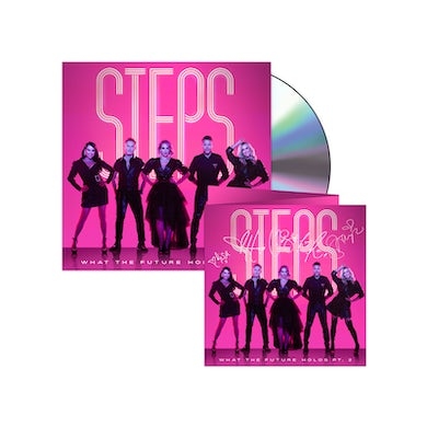 Steps What The Future Holds Pt. 2 Deluxe Deluxe CD