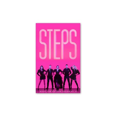 Steps What The Future Holds Pt. 2 Cassette