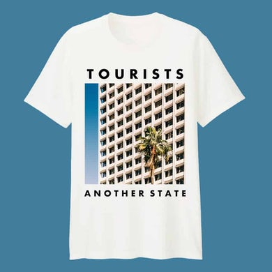 Tourists Another State White T-Shirt