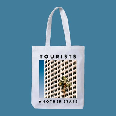 Tourists Another State White Tote Bag