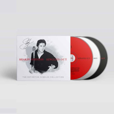 Shakin Stevens Singled Out Triple CD