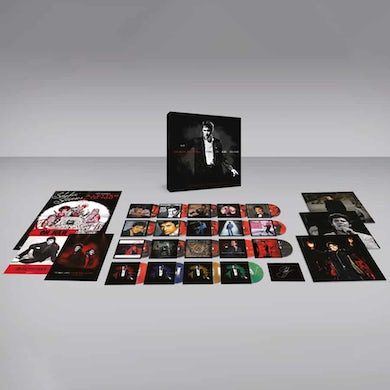 Fire In The Blood - The Definitive Collection Bookpack (Signed) Boxset