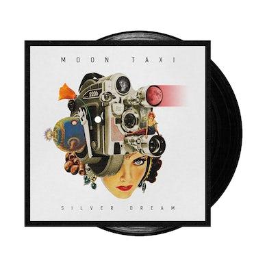 Moon Taxi Silver Dream LP (Vinyl)