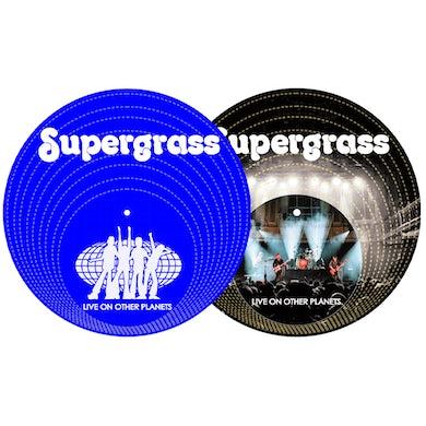 Supergrass Slipmats (Pack of 2)