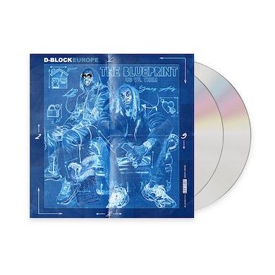 D-Block Europe The Blueprint – Us Vs. Them CD