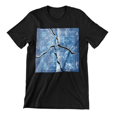 D-Block Europe Shattered Album Art T-Shirt