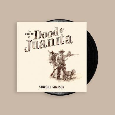 The Ballad Of Dood & Juanita LP (Vinyl)