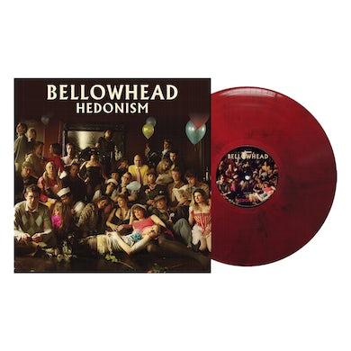 Bellowhead Hedonism 10th Anniversary Ltd Edition Red/Black Marble LP (Vinyl)