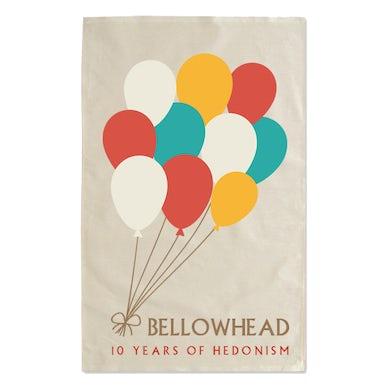 Bellowhead Exclusive Tea Towel