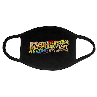 MaskUpCurtainUp Joseph Logo Face Mask