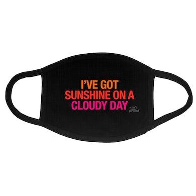 MaskUpCurtainUp Ain't Too Proud Sunshine Mask