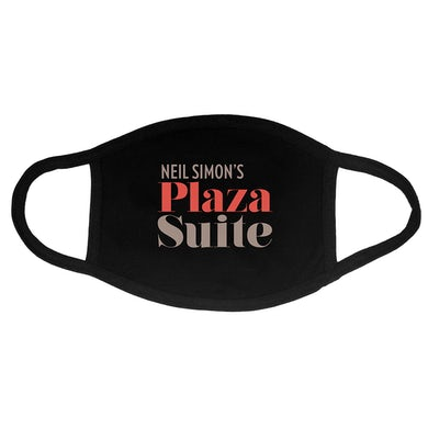 MaskUpCurtainUp Plaza Suite Logo Mask