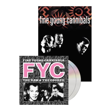 Fine Young Cannibals The Raw & The Cooked 2CD Expanded Edition CD