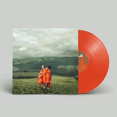 Orange Synthetic - Vinyl Vinyl