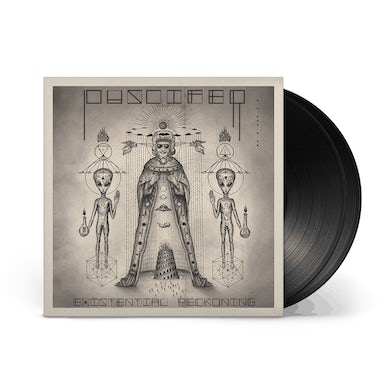 Puscifer  Existential Reckoning - Double Heavyweight Vinyl Double Heavyweight LP