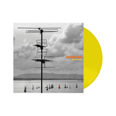 Bright Hours - Transparent Yellow LP Vinyl