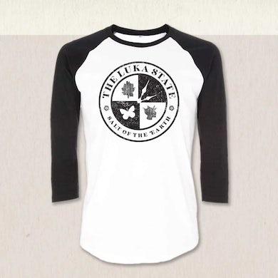 The Luka State Unisex Baseball T-Shirt