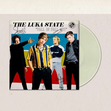 The Luka State Fall In Fall Out Vinyl (Signed) Vinyl